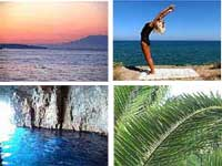 Zakynthos provides a great location for retreat holidays, with wonderful beaches and places to visit