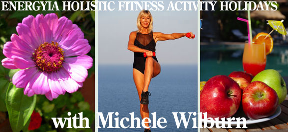 Energyia holisic fitnwes yoga and pilates holidays in Greek Islands of Zante