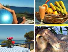 Exercise holidays with a holistic touch for body and soul in the truest sense of the ancient  Greeks - a strong body for a sound mind.