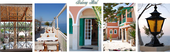 Holistic fitness activity holidays in the greek islands at the Balcony hotel