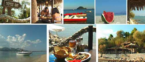 ENERGYIA HOLISTIC HOLIDAY RETREAT GUESTS IN PORTO KOUKLA HAVE 2 TAXI BOAT TRIPS FRM THE GLORIA MARIS HOTEL INCLUDED IN THE PRICE OF THEIR HOLISTIC HOLIDAY PROGRAMME.